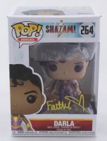 "Faithe Herman Signed ""Shazam"" Darla #264 Funko POP! Vinyl Figure (JSA COA) at PristineAuction.com"
