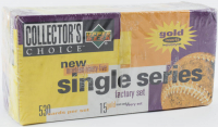 1995 Upper Deck Collector's Choice Baseball Factory Set with (530) Cards at PristineAuction.com