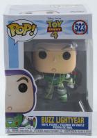 "Tim Allen Signed ""Toy Story 4"" Buzz Lightyear #523 Funko Pop! Vinyl Figure (JSA COA) at PristineAuction.com"
