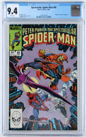 "1983 ""Spectacular Spider-Man"" Issue #85 Marvel Comic Book (CGC 9.4) at PristineAuction.com"