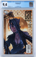 "2008 ""Catwoman"" Issue #74 D.C. Comic Book (CGC 9.4) at PristineAuction.com"