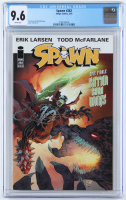 "2016 ""Spawn"" Issue #262 Image Comic Book (CGC 9.6) at PristineAuction.com"