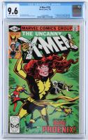 "1980 ""X-Men"" Issue #135 Marvel Comic Book (CGC 9.6) at PristineAuction.com"