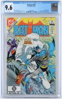 "1982 ""Batman"" Issue #353 D.C. Comic Book (CGC 9.6) at PristineAuction.com"