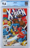 "1992 ""X-Men"" Issue #4 Marvel Comic Book (CGC 9.6) at PristineAuction.com"