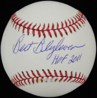 "Bert Blyleven Signed OML Baseball Inscribed ""HOF 2011"" (PSA COA, MAB Hologram & Blyleven Hologram) at PristineAuction.com"