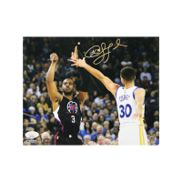 Chris Paul Signed Clippers 8x10 Photo (JSA Hologram) at PristineAuction.com