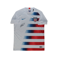 Megan Rapinoe Signed Team USA Jersey (Beckett Hologram) at PristineAuction.com