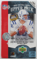 2006 Factory Sealed Upper Deck Football Blaster Box with (6) Packs at PristineAuction.com
