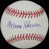 "Bill ""Moose"" Skowron Signed OML Baseball (PSA COA) at PristineAuction.com"