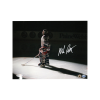 Mike Richter Signed Rangers 8x10 Photo (Steiner Hologram) at PristineAuction.com