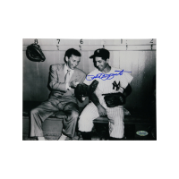 Phil Rizzuto Signed Yankees 8x10 Photo (Steiner Hologram) at PristineAuction.com
