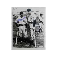 Phil Rizzuto Signed Yankees 8x10 Photo (JSA Hologram) at PristineAuction.com