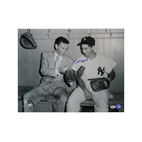 Phil Rizzuto Signed Yankees 16x20 Photo (Steiner Hologram) at PristineAuction.com