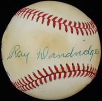 Ray Dandridge Signed ONL Baseball (PSA COA) at PristineAuction.com