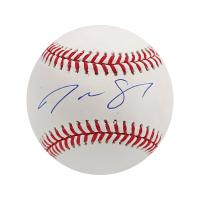 Justus Sheffield Signed OML Baseball (Steiner Hologram) at PristineAuction.com