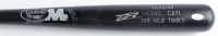 Julio Rodriguez Signed Game-Used Louisville Slugger Baseball Bat (JSA COA) at PristineAuction.com