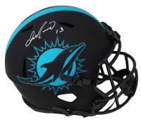 Dan Marino Signed Dolphins Full-Size Eclipse Alternate Speed Helmet (Schwartz Sports COA) at PristineAuction.com