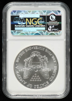 2000 American Silver Eagle $1 One Dollar Coin (NGC MS 69) at PristineAuction.com