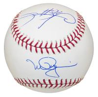Mark McGwire & Sammy Sosa Signed OML Baseball (Beckett COA) at PristineAuction.com