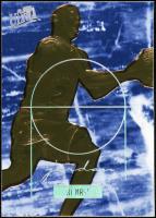 Michael Jordan 1996-97 Fleer Ultra Court Masters 23KT Gold Card at PristineAuction.com