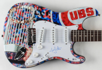 "Jon Lester Signed Cubs 39"" Electric Guitar (Beckett COA) at PristineAuction.com"