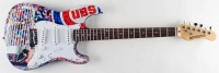 """Jon Lester Signed Cubs 39"""" Electric Guitar (Beckett COA) at PristineAuction.com"""