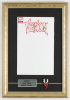 "1993 ""Venom: Lethal Protector"" Issue #1 Marvel 12x17 Custom Framed Comic Book Display at PristineAuction.com"