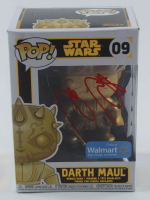 "Ray Park Signed ""Star Wars"" #09 Darth Maul Funko Pop! Vinyl Figure (Beckett COA) at PristineAuction.com"