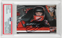 Tony Stewart Signed 2009 Press Pass #152 (PSA Encapsulated) at PristineAuction.com