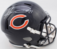 Ha Ha Clinton-Dix Signed Bears Full-Size Speed Helmet (JSA COA) at PristineAuction.com