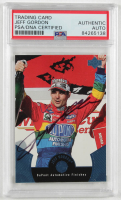 Jeff Gordon Signed 1999 Upper Deck Road to the Cup #24 (PSA Encapsulated) at PristineAuction.com