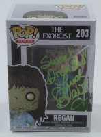 "Linda Blair Signed ""The Exorcist"" #203 Regan Funko Pop! Vinyl Figure Inscribed ""Sweet Dreams!"" (Beckett COA) at PristineAuction.com"