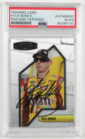 Kyle Busch Signed 2011 Press Pass Stealth #28 (PSA Encapsulated) at PristineAuction.com