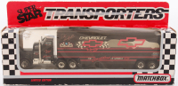 Dale Earnhardt 1992 Matchbox Chevrolet Racing Team Hauler 1:87 Scale Die-Cast Transporter at PristineAuction.com