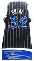 Shaquille O'Neal Signed Magic Jersey (Schwartz Sports COA) at PristineAuction.com