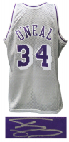 Shaquille O'Neal Signed Lakers Jersey (Schwartz Sports COA) at PristineAuction.com