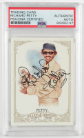 Richard Petty Signed 2012 Topps Allen and Ginter #61 (PSA Encapsulated) at PristineAuction.com