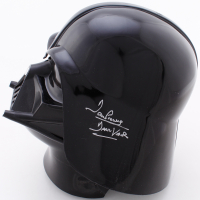 "David Prowse Signed ""Star Wars"" Darth Vader Full-Size Helmet Inscribed ""Darth Vader"" (Beckett Hologram) at PristineAuction.com"
