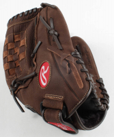 Nolan Ryan Signed Rawlings Baseball Glove with (5) Inscriptions (PSA COA) at PristineAuction.com