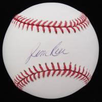 Jim Rice Signed OML Baseball (JSA COA) at PristineAuction.com