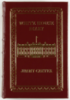 "Jimmy Carter Signed ""White House Diary"" Hardcover Book (PSA COA) at PristineAuction.com"