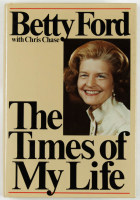"Betty Ford Signed ""The Times of My Life"" Hardcover Book (PSA COA) at PristineAuction.com"