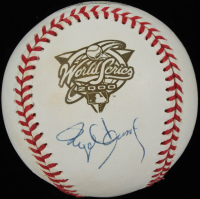 Roger Clemens Signed 2000 World Series Baseball (PSA COA) at PristineAuction.com