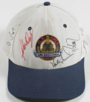 1997 U.S. Open Hat Signed by (6) with Hale Irwin, Davis Love III, Jim Furyk, John Daly (JSA LOA) at PristineAuction.com