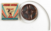 Disney's Mickey Mouse Original 1950s 8mm Film Roll with Original Box at PristineAuction.com