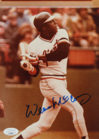 Willie McCovey Signed Giants 7x9.5 Photo (JSA COA) at PristineAuction.com