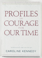 "Caroline Kennedy Signed ""Profiles In Courage For Our Time"" Hardcover Book (PSA Hologram) at PristineAuction.com"