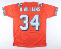 "Ricky Williams Signed Jersey Inscribed ""Smoke Weed Everyday!"" (JSA COA) at PristineAuction.com"