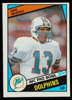 Dan Marino 1984 Topps #123 Pro Bowl RC at PristineAuction.com